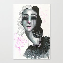 Cruella Canvas Print