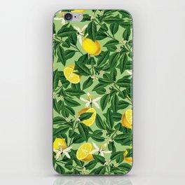 Lemonade || #society6 #decor #pattern iPhone Skin