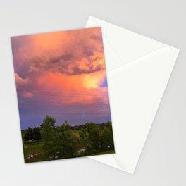 Sunset  beauty Stationery Cards