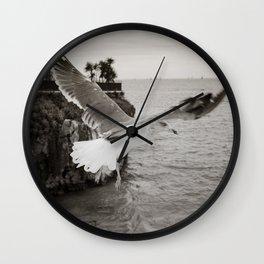 Envol de Cascais Wall Clock