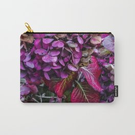 Holy Hydrangea VI Carry-All Pouch