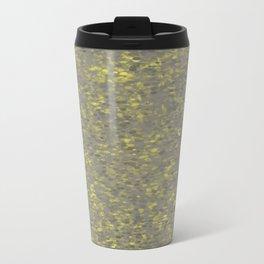 Dots Grey Travel Mug