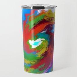 Color Gyroscope Travel Mug