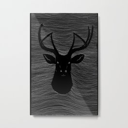 Deerest Metal Print