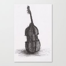 Upright Canvas Print