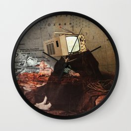Thoughts of Future Costs Wall Clock
