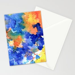 Watercolor 1 Stationery Cards