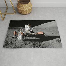 Apollo 17 - Moon Buggy Rug