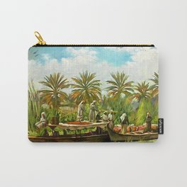 Village on the river @ 72 dpi @ Carry-All Pouch
