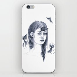 Doubts iPhone Skin