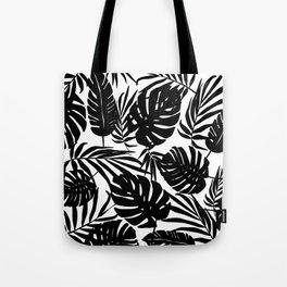 Urban Jungle White Tote Bag