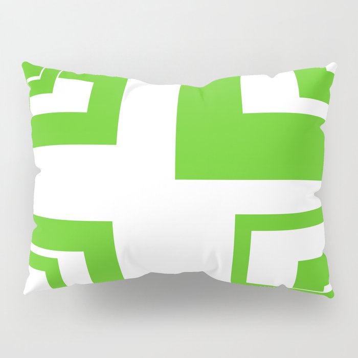 Geometric Abstract Design - Project 4.5 Pillow Sham