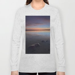 Sunset At The Beach. Magic beach Long Sleeve T-shirt