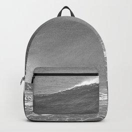 Mavericks Condition Black Backpack