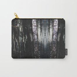 Abstract No 4 Carry-All Pouch