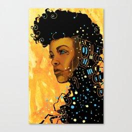 Monae 3 Canvas Print