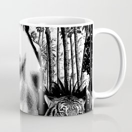 Freeze! Coffee Mug