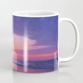 Broken sunset by #Bizzartino Coffee Mug