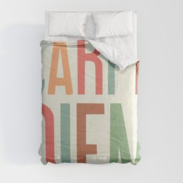 Carpe diem office motivation Comforters
