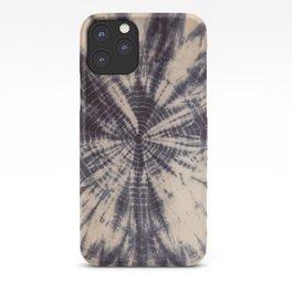 grey boho vibes iPhone Case
