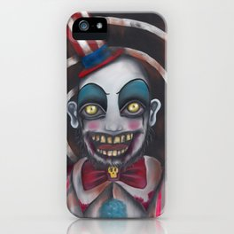 Don't you like Clowns? iPhone Case