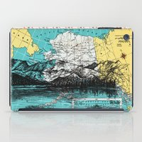 alaska iPad Cases featuring Alaska by Ursula Rodgers