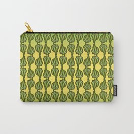 Ganja Pattern Carry-All Pouch