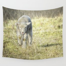 Here Comes Sweetness Wall Tapestry