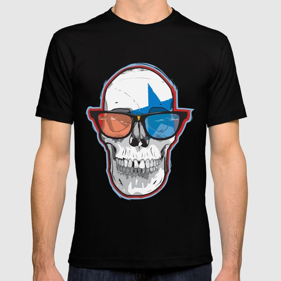 The 3D Star Punk T-shirt