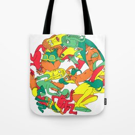 See you Around Tote Bag