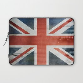 Great Britain, Union Jack Laptop Sleeve
