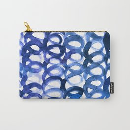 Breaking the waves Carry-All Pouch