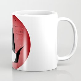 CAPTAIN SWAN (Red) Coffee Mug