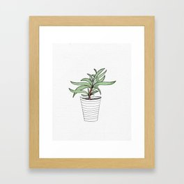 Botanic Framed Art Print