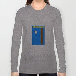 Nerding to Nowhere Long Sleeve T-shirt