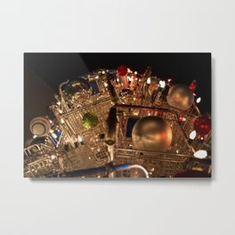 CHRISTMAS IN HOLLYWOOD - day six color Metal Print