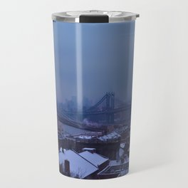 Brooklyn Bridge Travel Mug