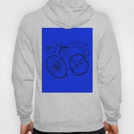 10-Speed -- Blue Hoody