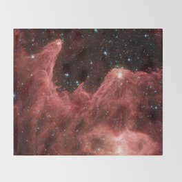 cassiopeia and the raging towers of poseidon | space #06 Throw Blanket