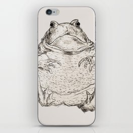 Draw Me Like One Of Your French Frogs iPhone Skin