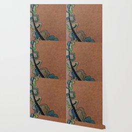 lone leaves Wallpaper