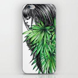 GIRLZ - PALM iPhone Skin