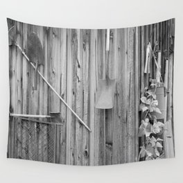 The Potting Shed Wall Tapestry