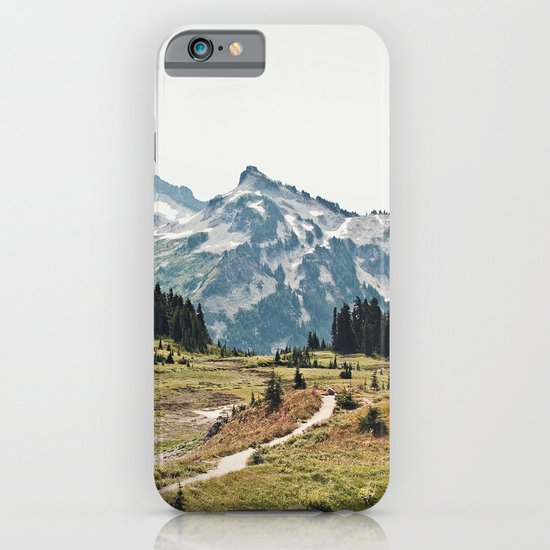 Mountain Trail iPhone & iPod Case