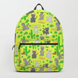 Cat fiesta Backpack