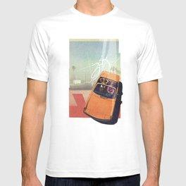 Getaway Car | Collage T-shirt