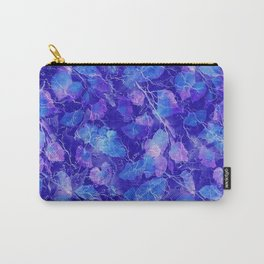 Frozen Leaves 31 Carry-All Pouch
