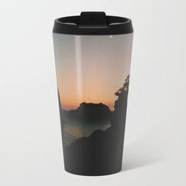 Southern Oregon Coast Sunset Travel Mug