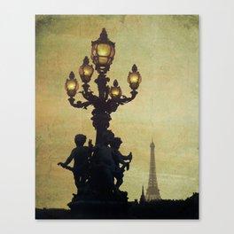Paris (France) Canvas Print