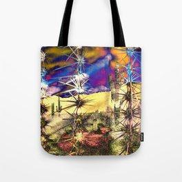 Cactus Fantasy Tote Bag
